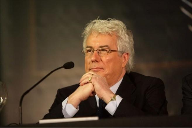 El escritor Ken Follet en 2008