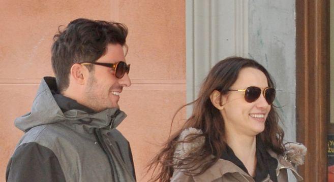 Natalia Verbeke y Jaime Renedo, en una imagen reciente.