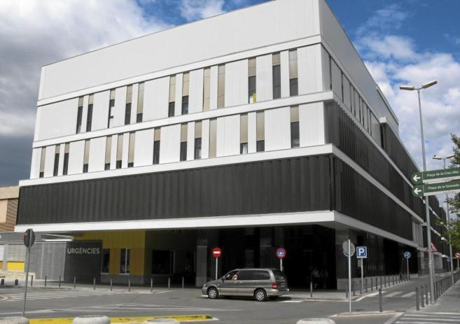 El Hospital Parc Taulí, de Sabadell.