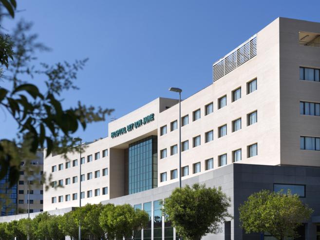 Hospital Nisa Rey Don Jaime de Castellón.