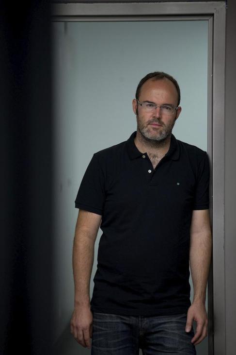 Leandro Pérez, autor de 'Las cuatro Torres'.