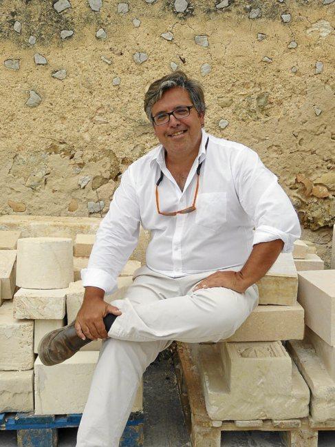 El arquitecto José María Churtichaga.