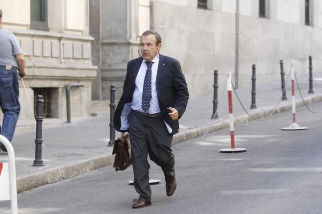 El juez Ismael Moreno en una imagen reciente.