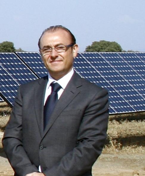 Fernando Herrerías es el fundador de Sunshine Middle East.