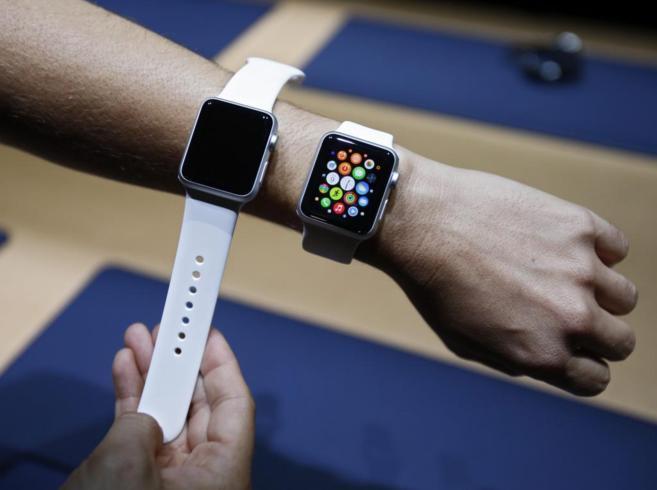 El nuevo Apple Watch, presentado este septiembre.