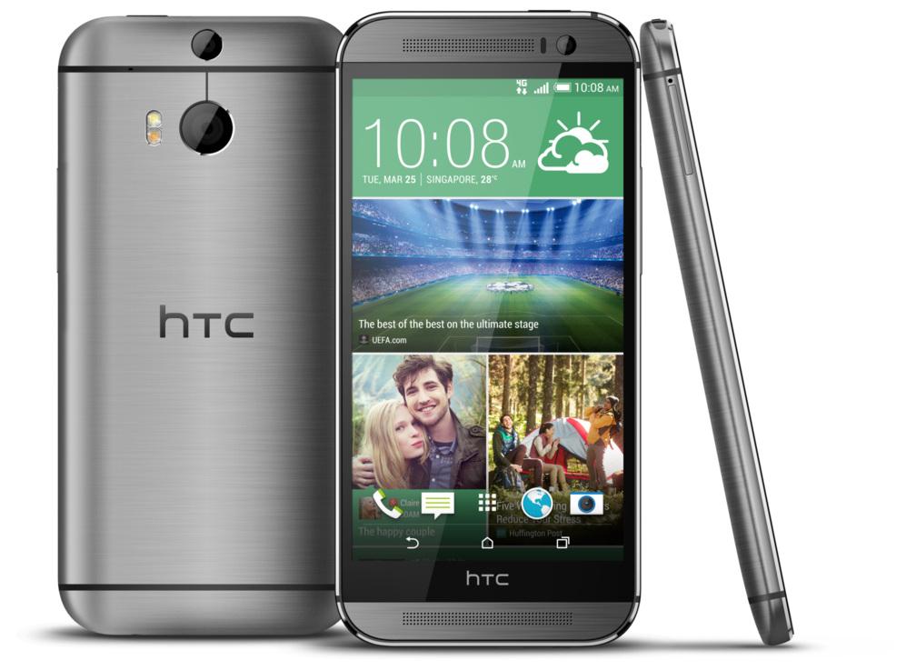 """<STRONG>MEJOR MÓVIL DE MENOS DE 5"""" / METÁLICO.</STRONG> Cuesta encontrar, entre los fabricantes de Android, empresas que se preocupen por el diseño de los terminales y hagan de los materiales y el acabado una de las señas de identidad del teléfono. HTC es, sin duda, uno de ellos y el One M8 es una contundente prueba de ello. Fabricado en cuerpo metálico, tiene además una cámara innovadora dotada de sensor de profundidad que permite reenfocar los objetos en la escena después de haber tomado las fotografías. Es también el teléfono con mejor calidad de sonido que ha pasado por nuestras manos. www.htc.es"""