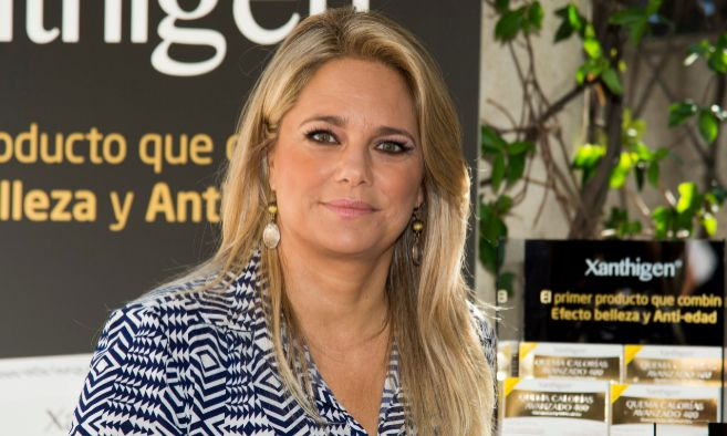 Isabel Sartorius, en un evento promocional.
