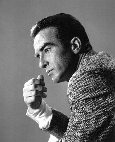 El actor, en una imagen de los años 50.