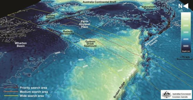 Aspecto del fondo marino