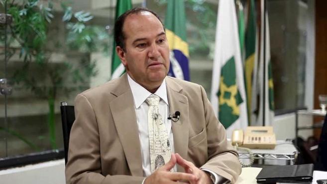 El Pastor Everaldo, candidato a las elecciones de Brasil.