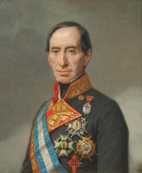 José Manuel de Goyeneche.