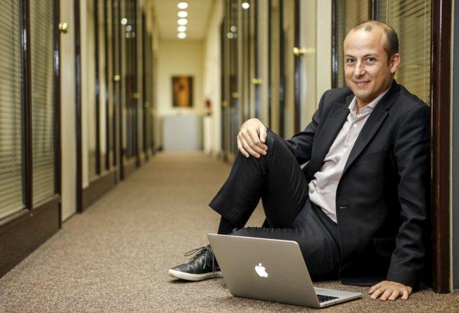 El 'country manager' de Stibo Systems Iberia, Carlos Dufour.