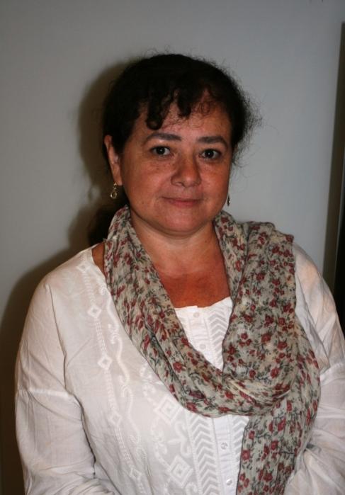 Claudia Paz y Paz, ex fiscal general de Guatemala.