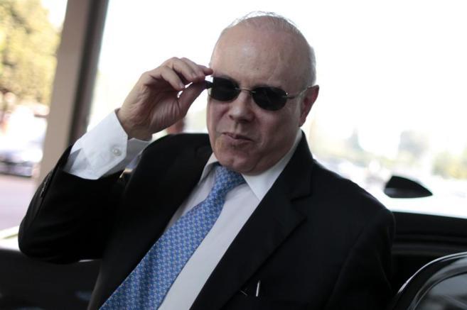 El ministro de Economía de Brasil, Guido Mantega.