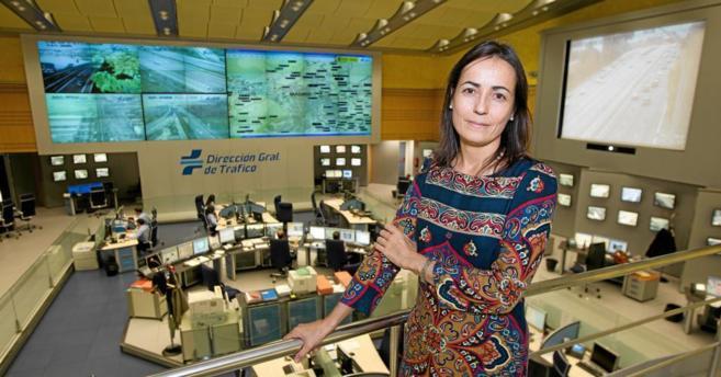 María Seguí, directora de Tráfico