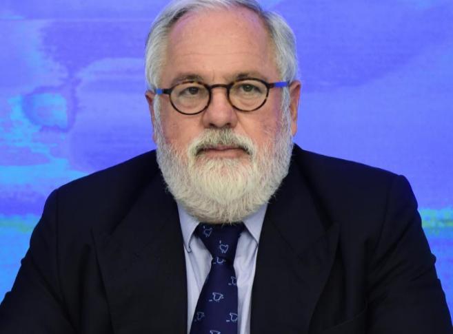 El recién nombrado comisario de Energía Miguel Arias Cañete.