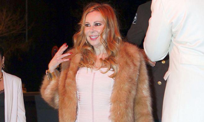 Ana Obregón, en una foto de archivo.
