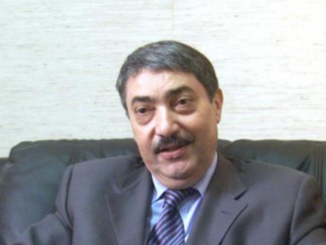 Ali Benflis, durante una entrevista en Argel.