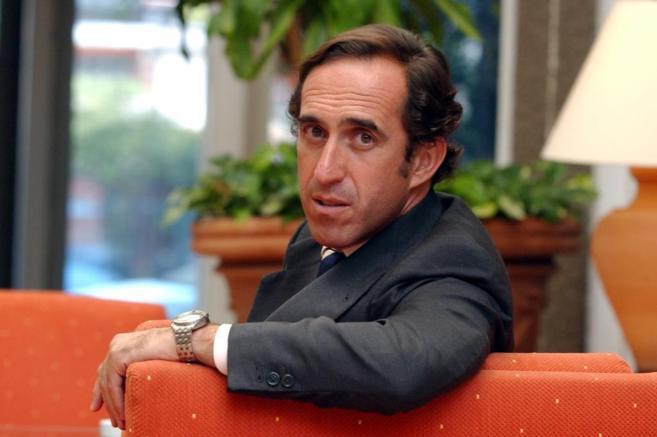 Ignacio el Río, en una entrevista en 2003 en Madrid.
