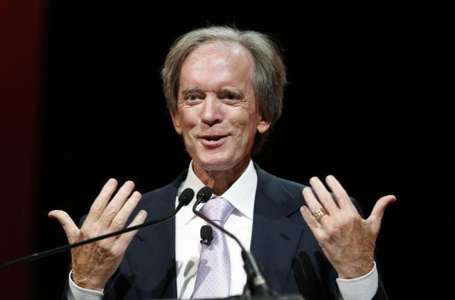 Bill Gross, fundador de Pimco.