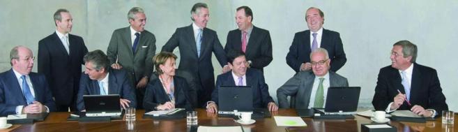 Miembros del comité de dirección de Caja Madrid cuando Miguel Blesa...