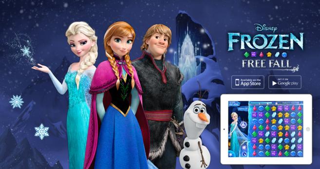 El juego 'Frozen' desarrollado por la empresa sevillana...