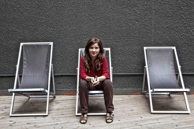Madalina Burghelea es la creadora de Datosphera, empresa que agiliza...