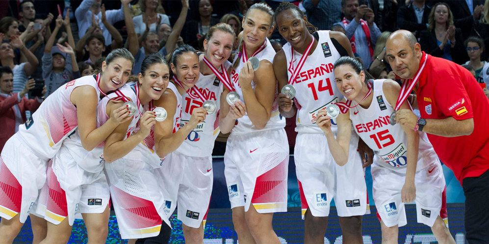Baloncesto España - EEUU