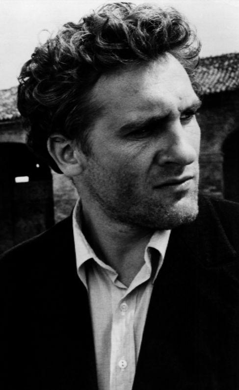 El actor, en 1976 en una película.