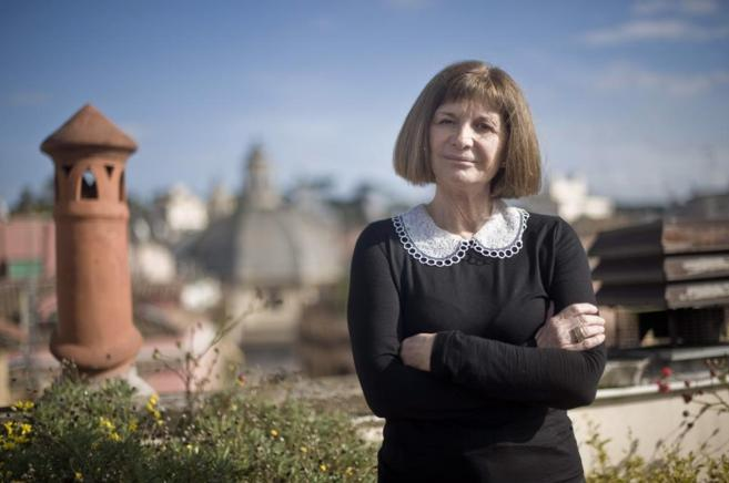 La escritora Alicia Giménez Bartlett.