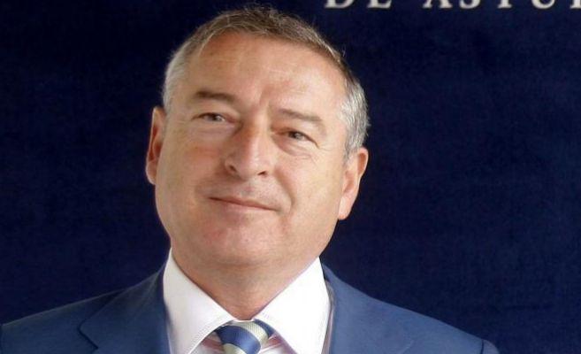 El nuevo presidente, José Antonio Sánchez.