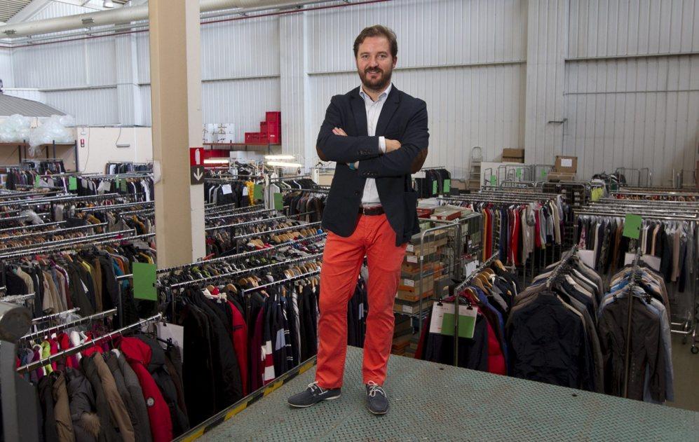 Miguel Giribet, 'country manager' para España posa en el...