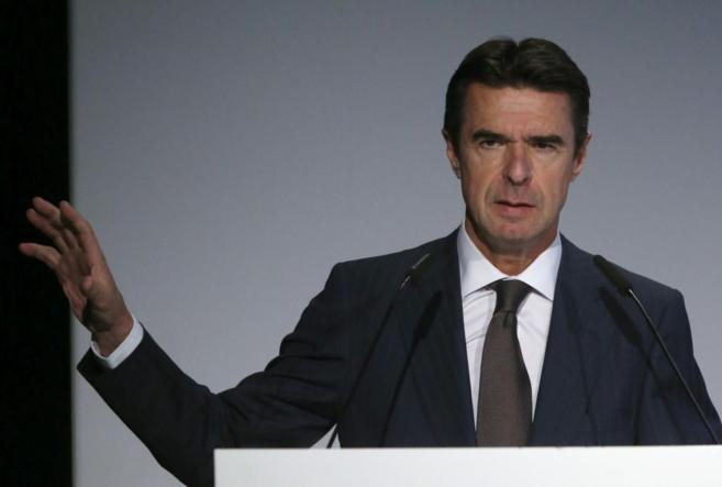 José Manuel Soria, ministro de Industria, Energía y Turismo.