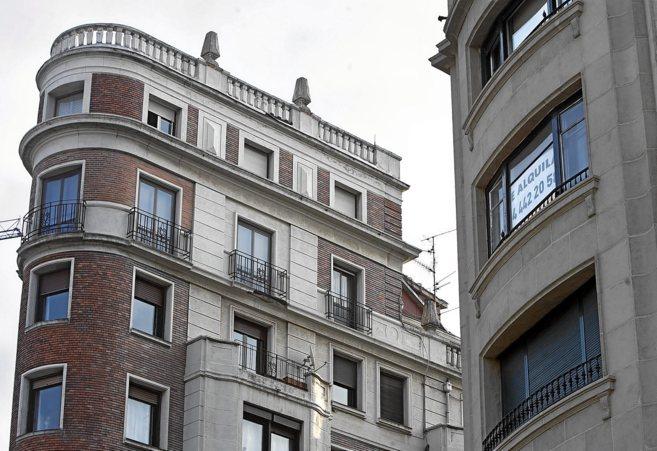 Viviendas en Bilbao.