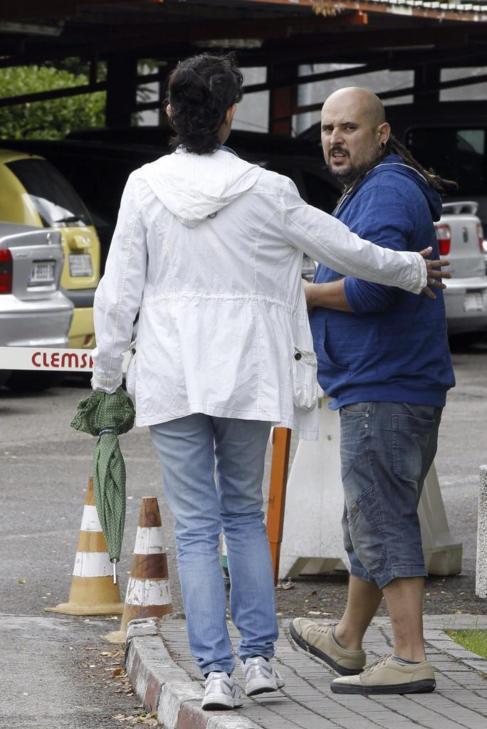 José Ramón Romero, hermano de la enferma de ébola.