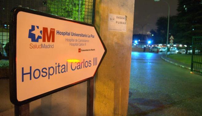 Ébola Hospital Carlos III