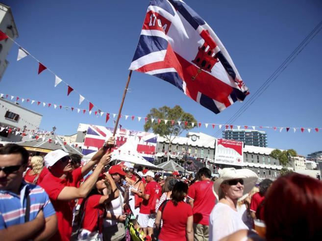 Cientos de gibraltareños celebraron el pasado 10 de septiembre su...