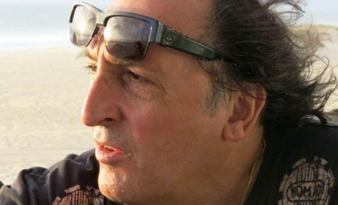 El escritor Eduardo Iglesias.