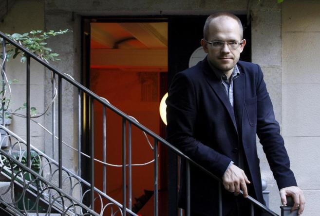 El teórico bielorruso visitó la semana pasada Barcelona.