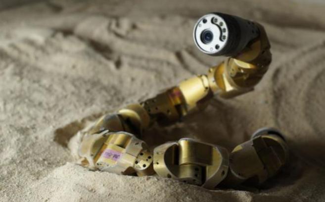 Prototipo del robot.