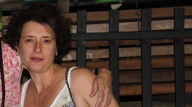 La auxiliar Teresa Romero, primera persona contagiada de ébola fuera...