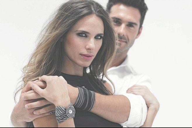 Vanesa Romero y su hermano Amador son imagen de la firma Namdalay de...