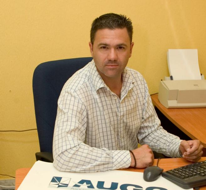 Juan AntonioDelgado, portavoz de la AUGC.