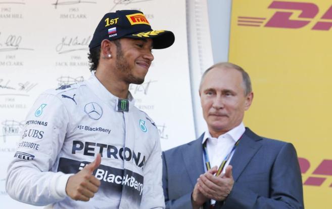 Hamilton y Putin