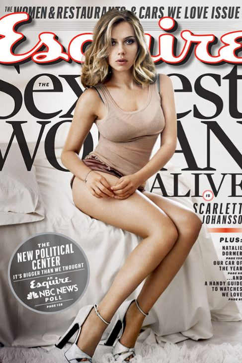 """Scarlett repitió título el año pasado, con 28 años. """"El tiempo..."""