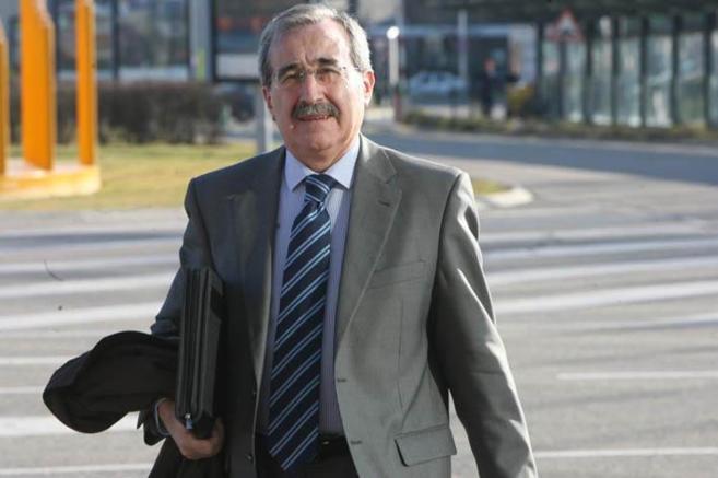 El ex ministro socialista y vicepresidente de BFA Virgilio Zapatero.