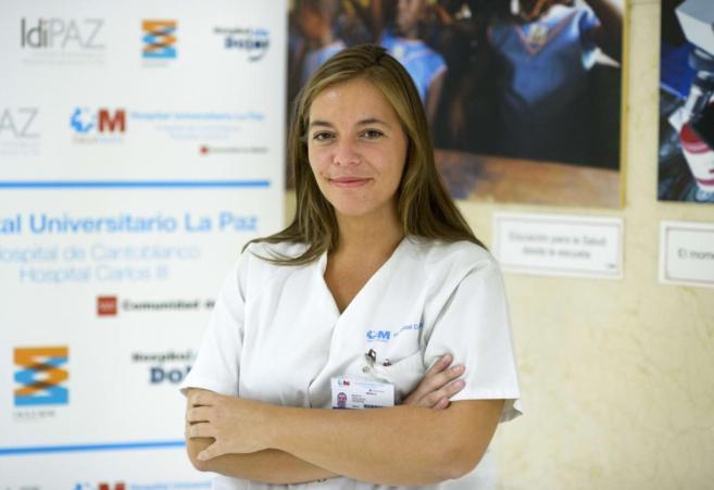 Marta Arsuaga, especialista en Medicina Tropical, forma parte del...