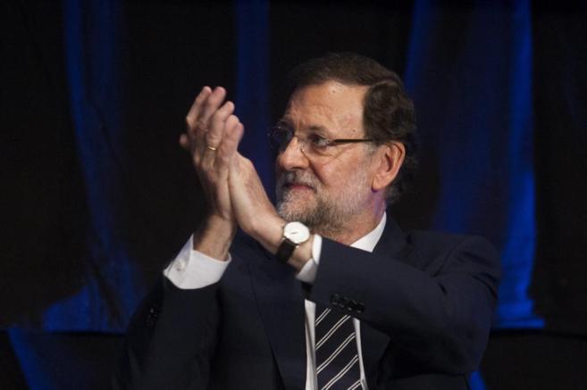 E presidente del Gobierno, Mariano Rajoy en una foto de archivo.