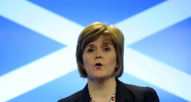 Escocia Nicola Sturgeon
