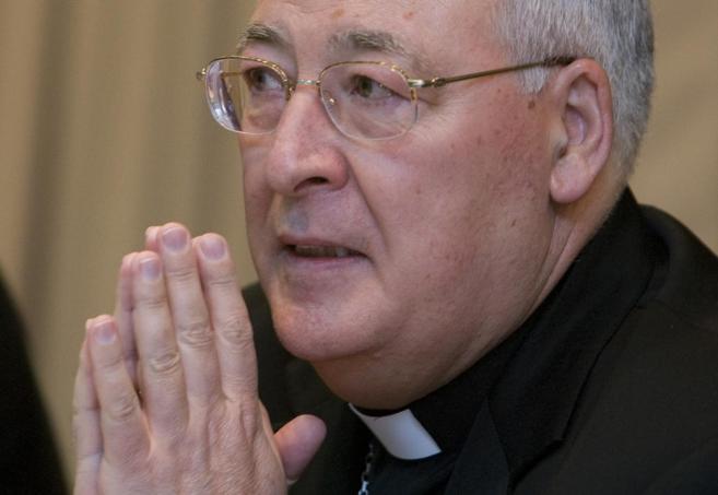 El obispo Reig Plá en una imagen de archivo.